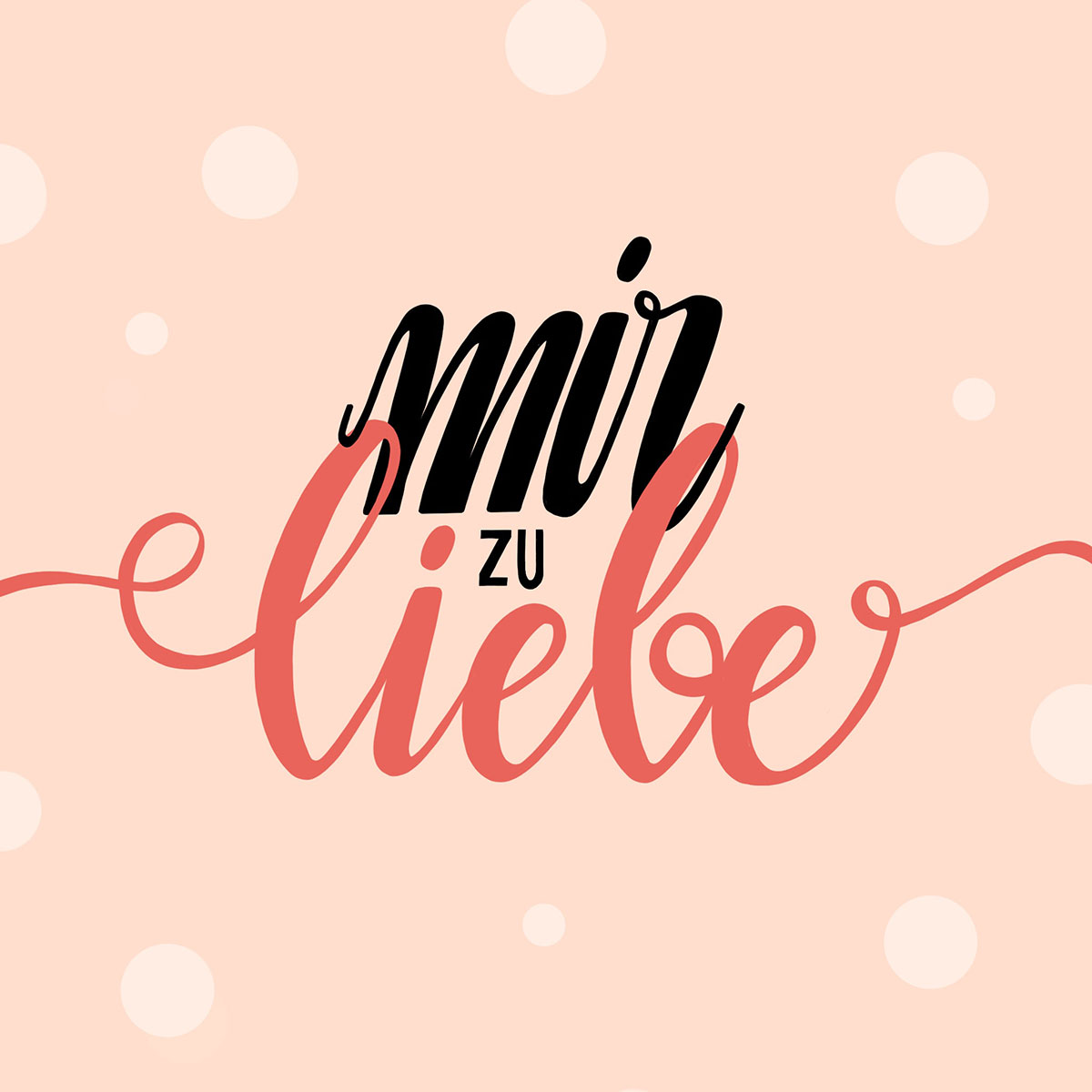 Lettering - mirzuliebe