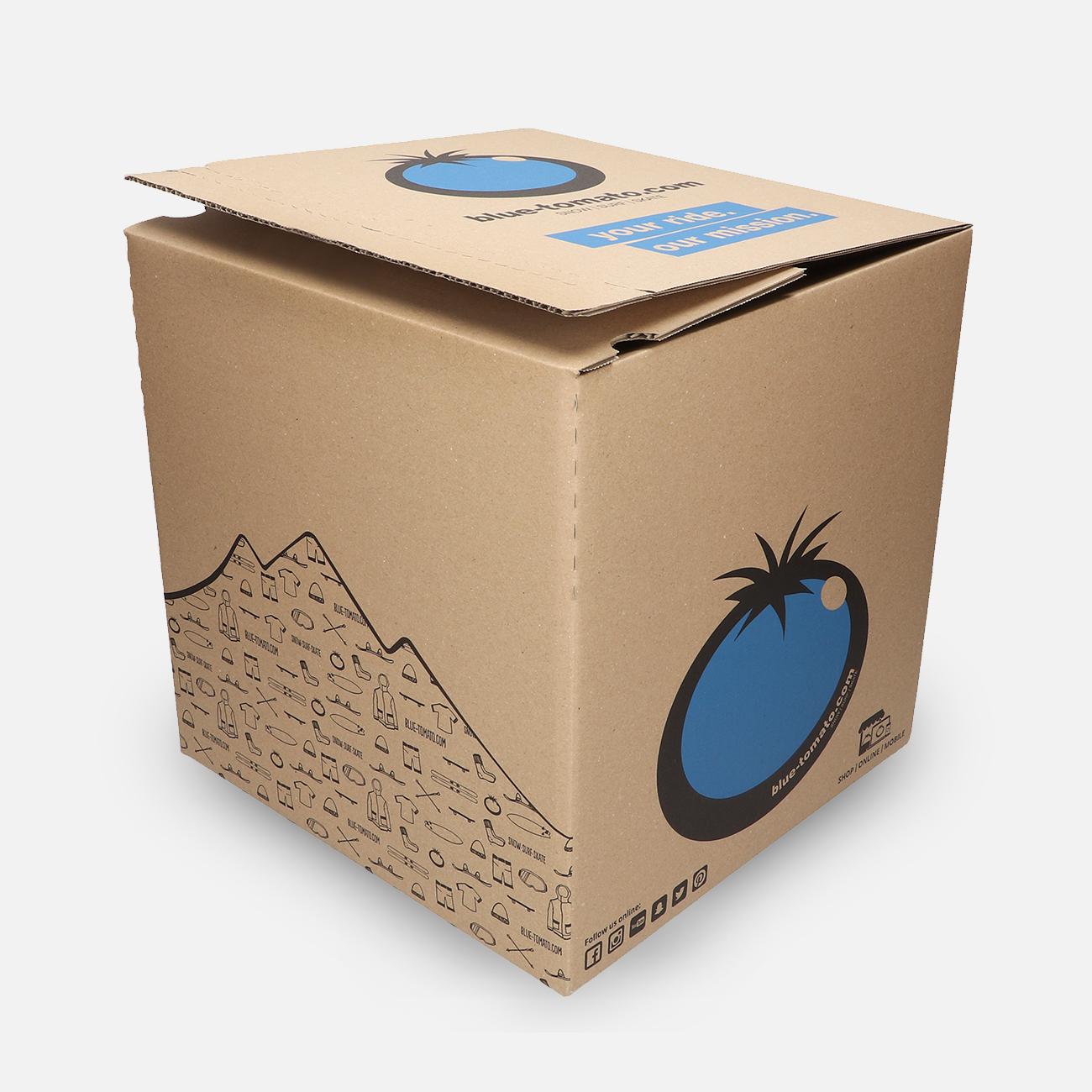 Blue Tomato Versandkarton