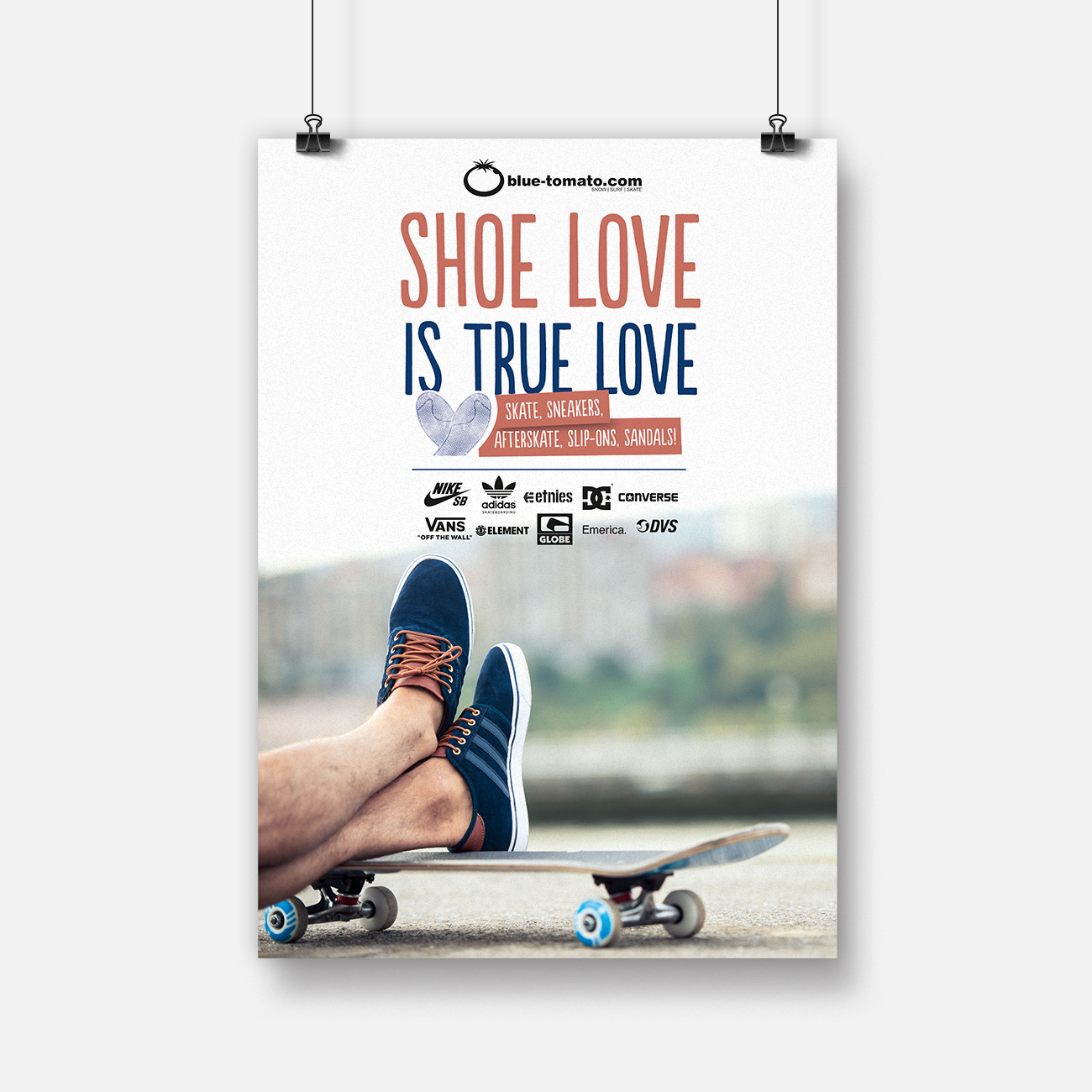 Poster Shoe Love