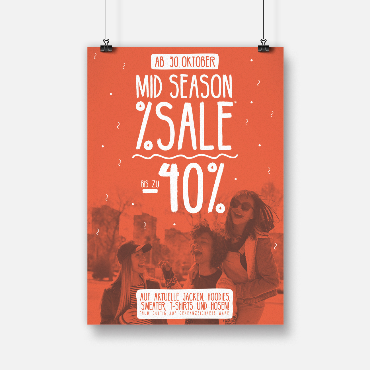 Poster Mid Season Sale