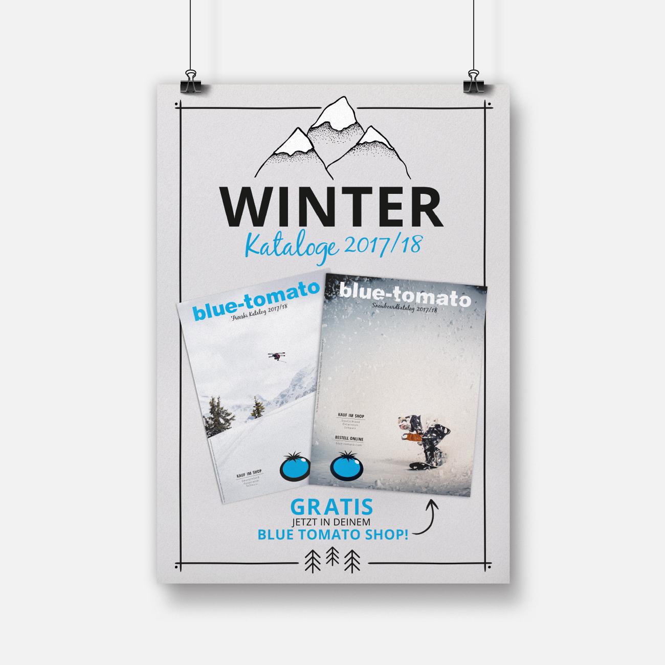 Poster Katalog Promotion
